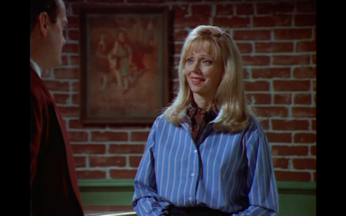 Shelly Long as Diane Chambers